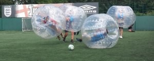 Bubble Football Oxfordshire
