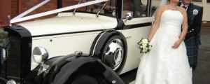 Regent Laundette Wedding Car