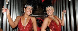showgirls for hire, meet & greet at events