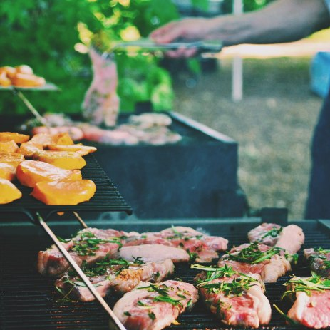 Wedding BBQ hire