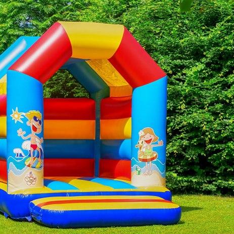 Wedding Bouncy Castle hire