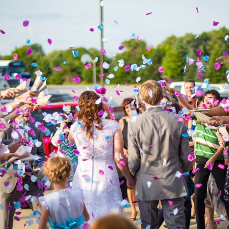 Wedding Confetti for hire
