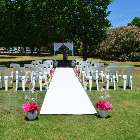 Wedding Stage hire