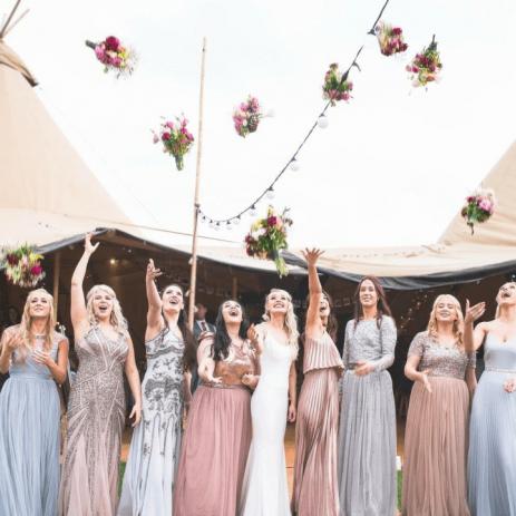 Wedding Tipi hire
