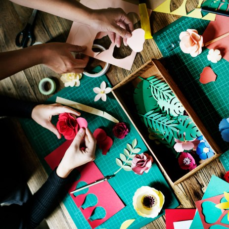 Arts and Crafts Parties Hire