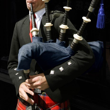 Bagpipers Hire