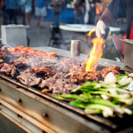 BBQ Catering Hire