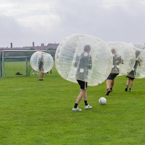 Bubble Football Hire
