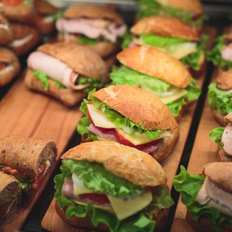 Business Lunch Catering Hire