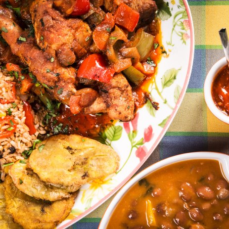 Hire Caribbean Catering