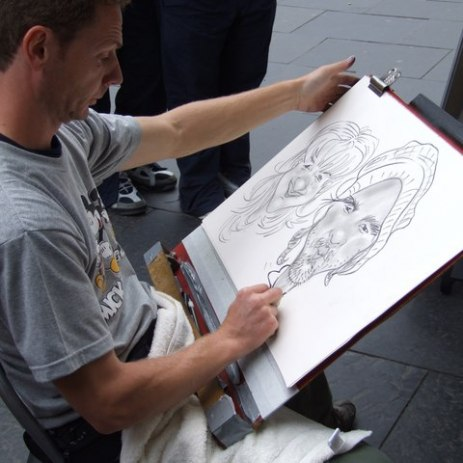 Caricaturists  Hire