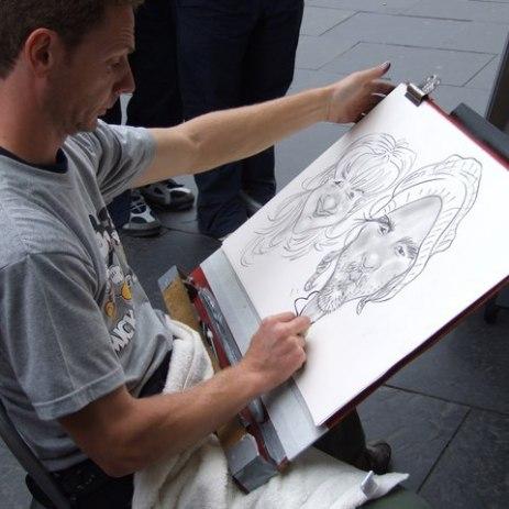 Caricaturists  Hire