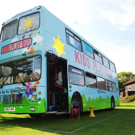 Children's Party Bus Hire