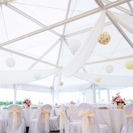 Hire Clear Span Marquee