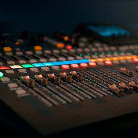 Sound Production Hire