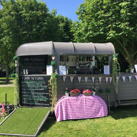 Horsebox Bar Hire