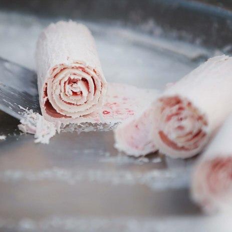 Ice Cream Roll Hire