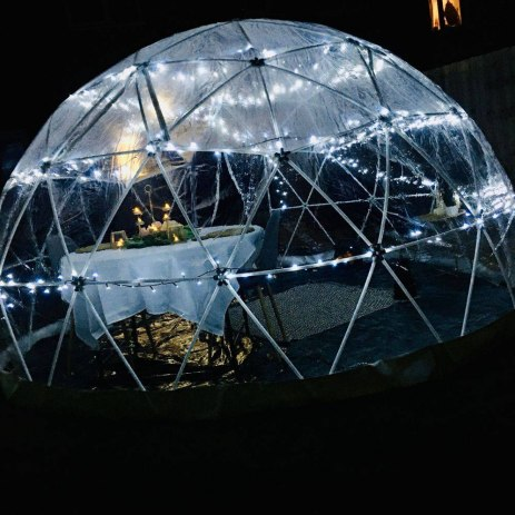 Igloo Dome Hire
