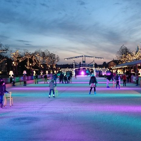 Mobile Ice Rink Hire