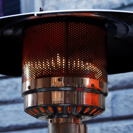 Outdoor Heater Hire