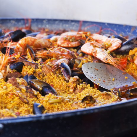 Hire Paella Catering