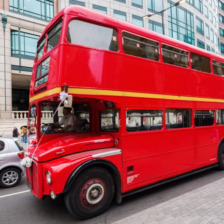 Red Bus Hire