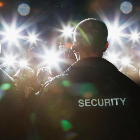 Event Security Staff Hire