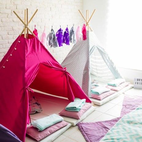 Sleepover Tent Hire
