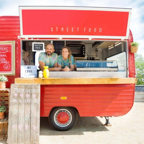 Street Food Van Hire