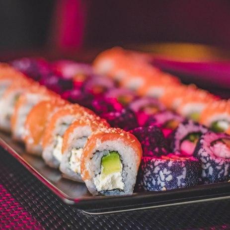 Sushi Catering Rental