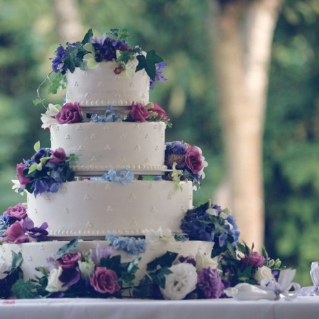 Wedding Cakes Hire