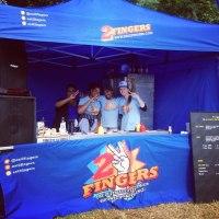 2 Fingers Pop-up Festival