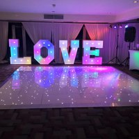 Love Letters Hire & LED Dancefloor