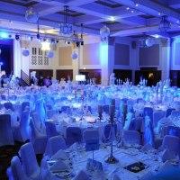 Charity Ball Room Theming