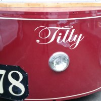 Tilly the tram