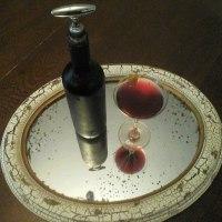 Homemade Elderberry cordial