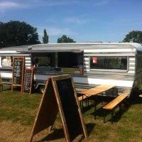 The Cosmic Caravan Food Van