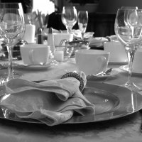 Elegant Dinner parties catered for in the comfort of your own home.