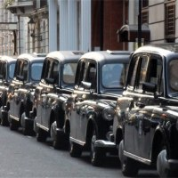 Classic London Fairway Taxis Event Hire