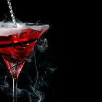 BlackLeaf Events can create molecular cocktails for your event