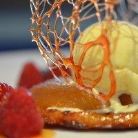 Wedding catering Dessert course ideas