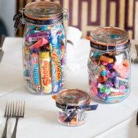 Sweet Jar wedding Favours
