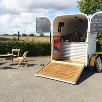 Horse Box coffee shop