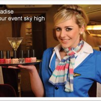 Vintage beauty service for events
