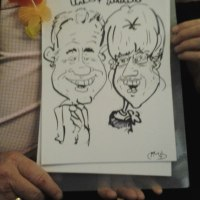 Caricaturist for hire in Kent
