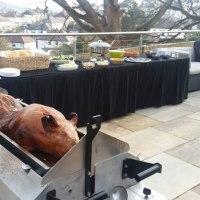 hog roast party