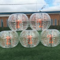 Bubbleballerz Bubble Football Birmingham