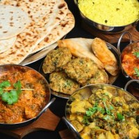Event catering - curry
