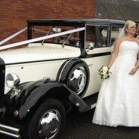 Regent Laundette Wedding Car