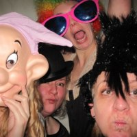 Canny Camera Photo Booth Hire Cornwall is great for children and adults alike